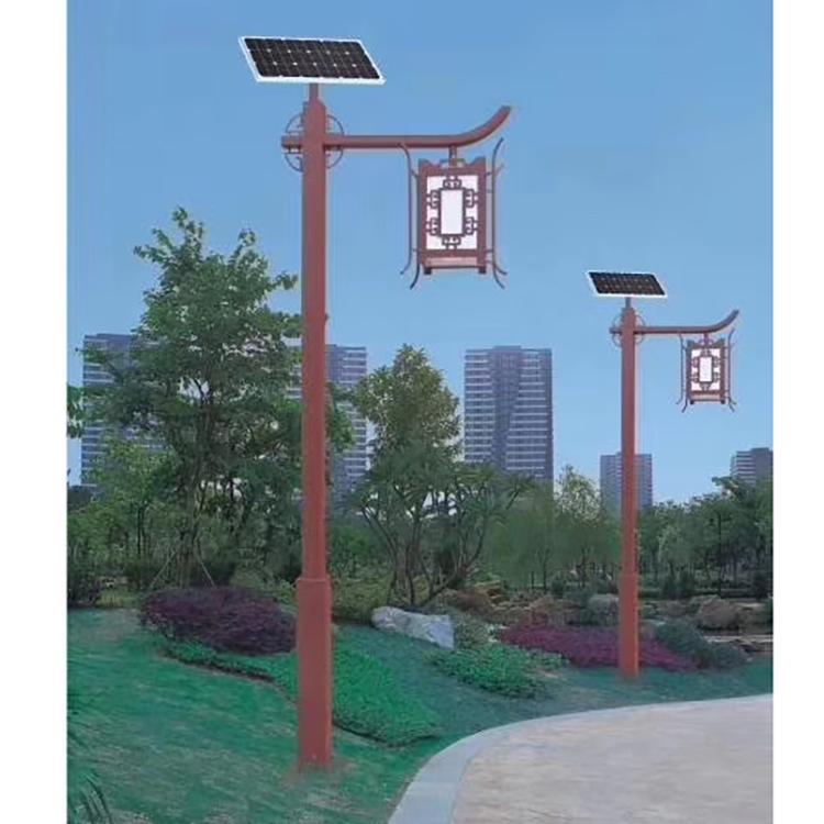 4米5米太阳能庭院灯