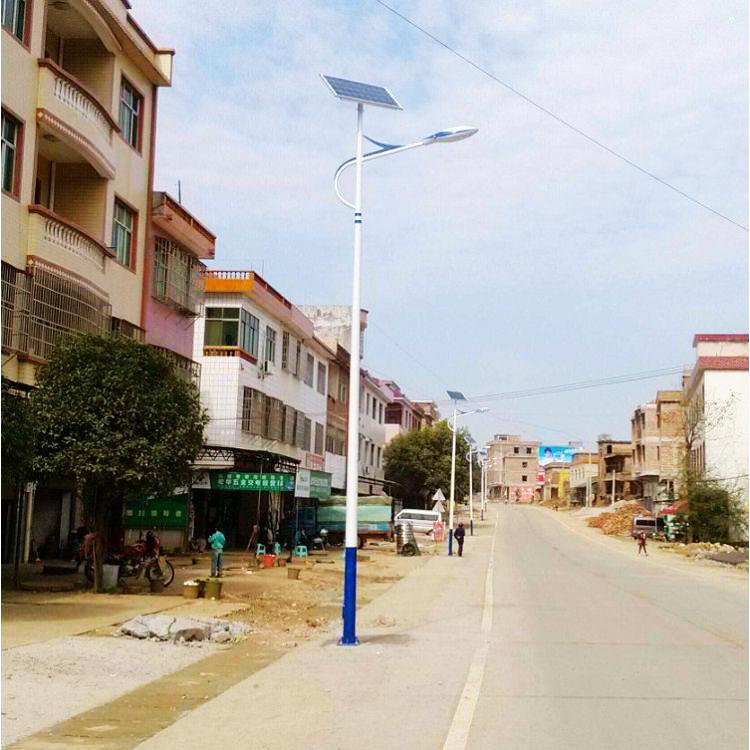 6米30w太阳能路灯厂家批发 价格优惠