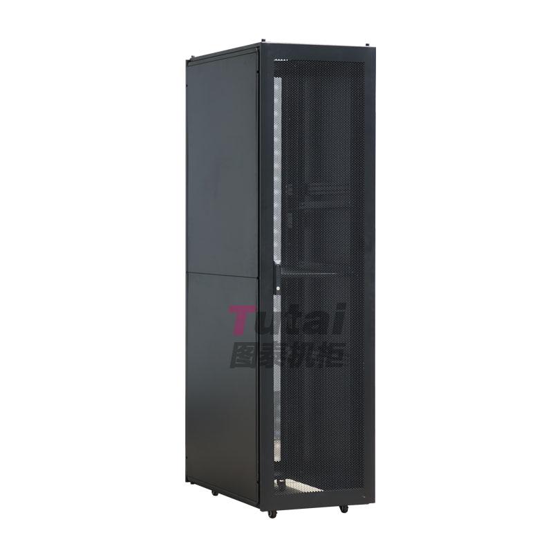 厂家直销 九折型材柜 冷通道机柜 9折机柜