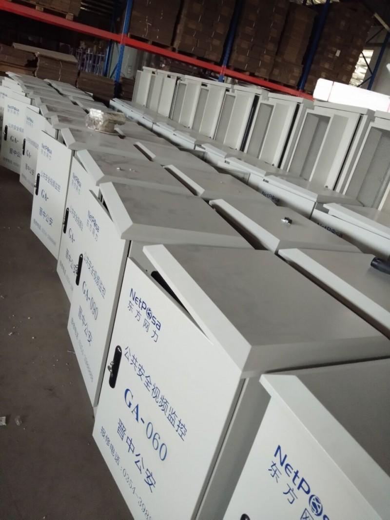 厂家直销 单舱小柜体 户外一体化柜 交通智能柜 可定制