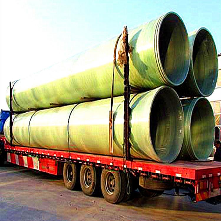 辽宁玻璃钢管道厂家丨沈阳玻璃钢管道价格