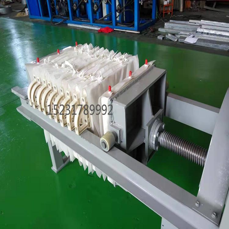 新疆实验型压滤机