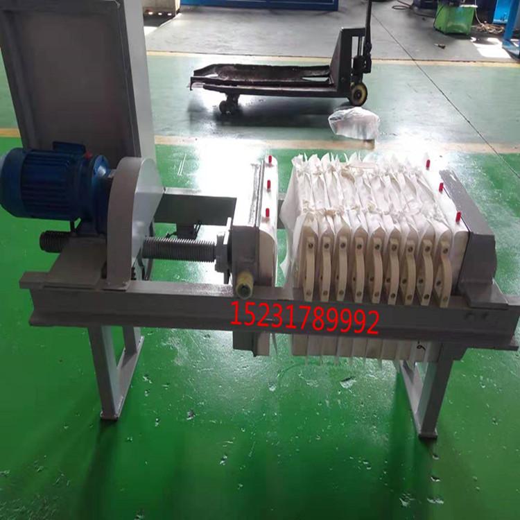 宁夏实验型压滤机
