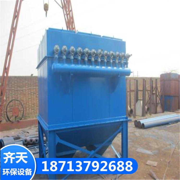安徽厂家生产锅炉布袋除尘器设备 脉冲布袋除尘器结构简单好操作