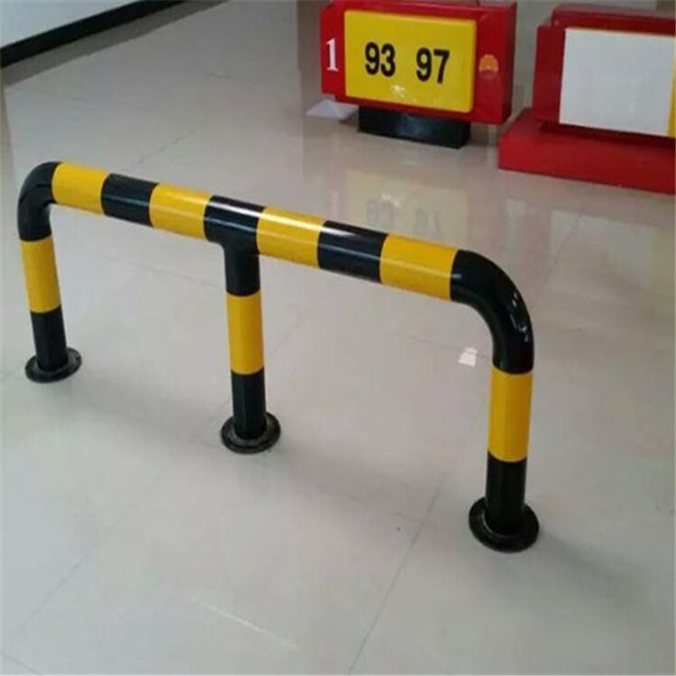厂家定制加油站设施防撞柱
