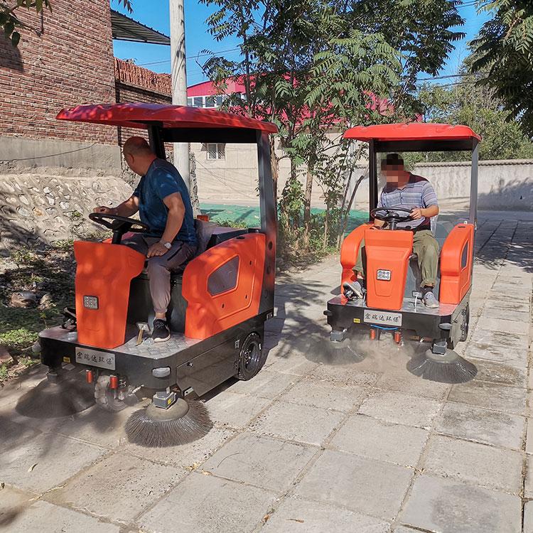 运城物业扫地车 电动清扫车价格 工厂电动扫地机厂家
