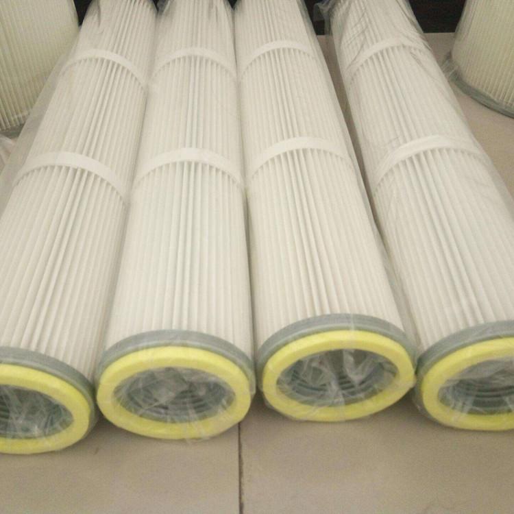 厂家生产 阿特拉斯钻机粉尘滤芯 集尘箱除尘滤筒 内螺纹滤芯