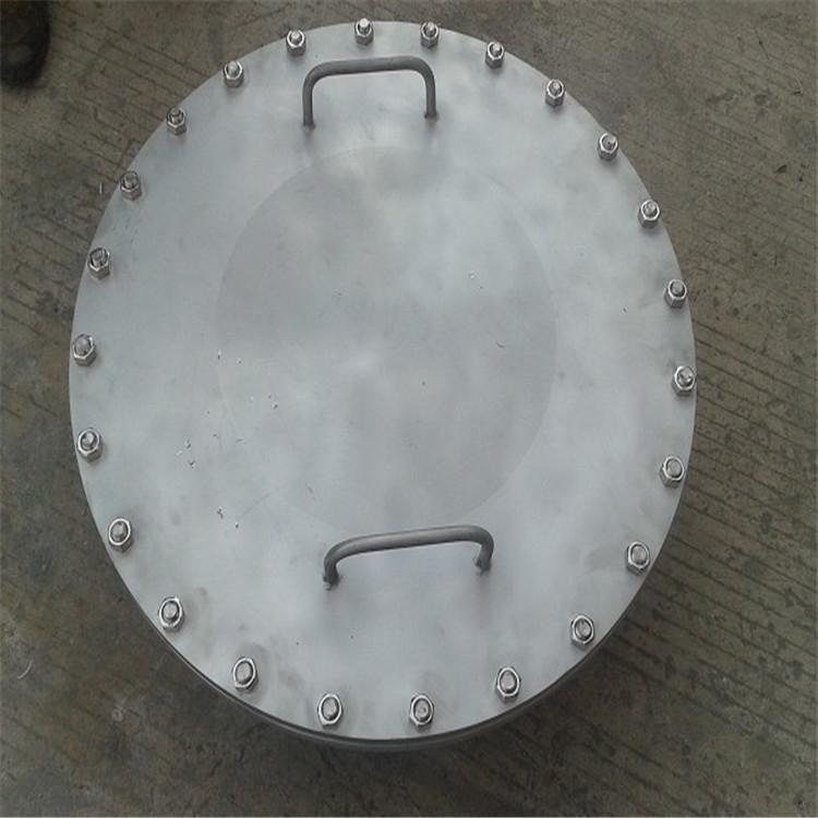 鸿鹄管道厂家直销 HG21519罐顶人孔 烟道除灰孔 型号齐全
