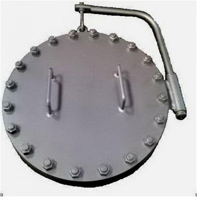 鸿鹄管道厂家直销 高压人孔 垂直吊盖人孔 人孔供应商