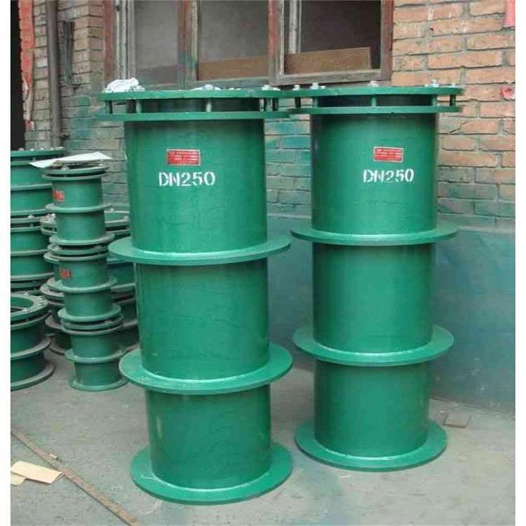 鸿鹄管道现货供应 刚性防水套管 穿墙预埋套管 优质厂家